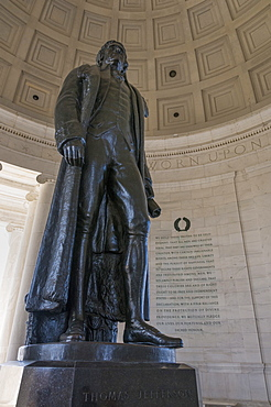 Thomas Jefferson Memorial, Washington, D.C., United States of America, North America