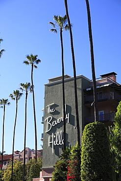 Beverly Hills Hotel, Beverly Hills, Los Angeles, California, USA
