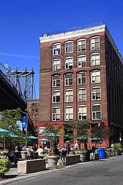 DUMBO, Brooklyn, New York City, United States of America, North America