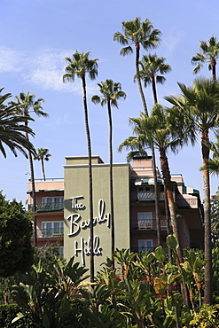 Beverly Hills Hotel, Beverly Hills, Los Angeles, California, United States of America, North America