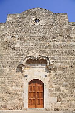 Church of St. John the Baptist, Byblos, Jbail, Lebanon, Middle East