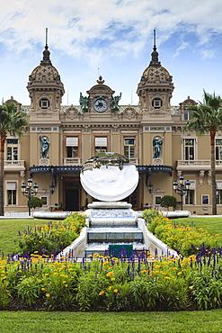 Casino de Monte-Carlo, Monaco, Cote d'Azur, Europe