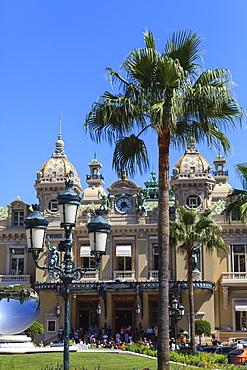 Casino de Monte-Carlo, Monte-Carlo, Monaco, Europe