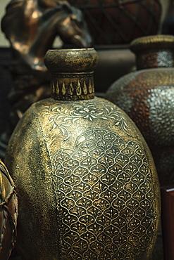 Antiques, Souk Madinat, Dubai, United Arab Emirates, Middle East