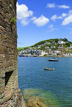 Bayard's Cove Fort, Dartmouth, Devon, England, United Kingdom, Europe