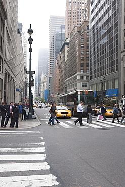 Broadway, Manhattan, New York City, New York, United States of America, North America