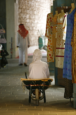 Old Souq (Souq Waqif), Doha, Qatar, Middle East