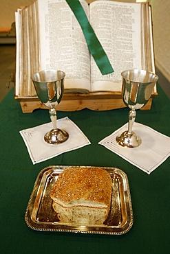 Protestant Eucharist, Geneva, Switzerland, Europe