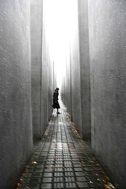 Holocaust Memorial, Berlin, Germany, Europe