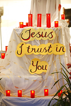Eucharistic adoration during World Youth Day, Sydney, New South Wales, Australia, Pacific