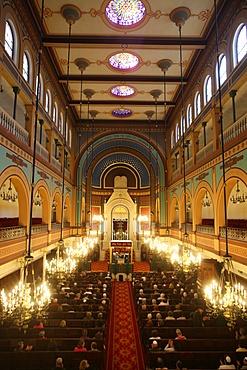 Nazareth Synagogue, Paris, France, Europe
