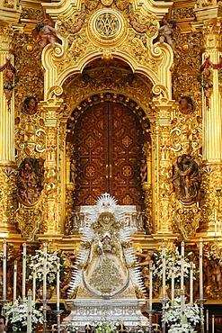 Virgin of El Rocio, Andalucia, Spain, Europe