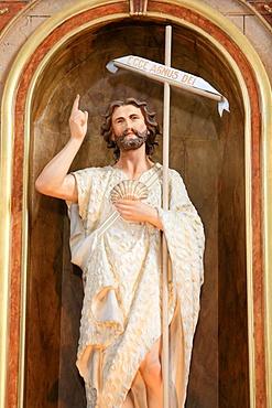 John the Baptist, Haute-Savoie, France, Europe