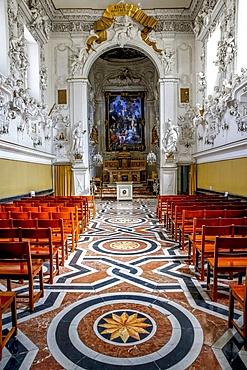 Santa Cita Oratorio, Palermo, Sicily, Italy, Europe
