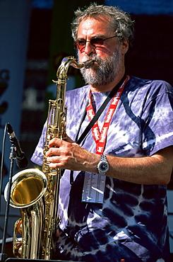 Performer at Kongsberg Jazz Festival, Kongsberg, Norway, Scandinavia, Europe
