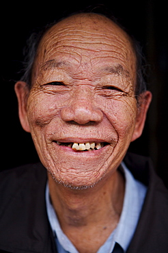 Boat builder, Hoi An, Vietnam, Indochina, Southeast Asia, Asia