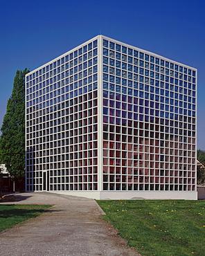 HBK Library, Braunschweig, Niedersachsen, Germany, Europe