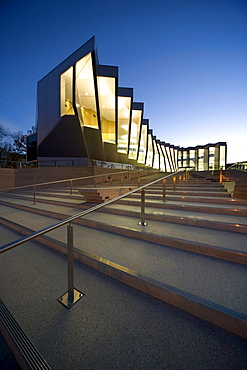 John Curtain School of Medical Research, architect Lyons, Canberra, A.C.T., Australia, Pacific