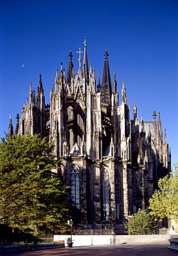 Cathedral, Koln, UNESCO World Heritage Site, Nordrhein-Westfalen, Germany, Europe