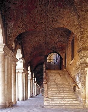 Basilica Palladiana, Vicenza, Veneto, Italy, Europe