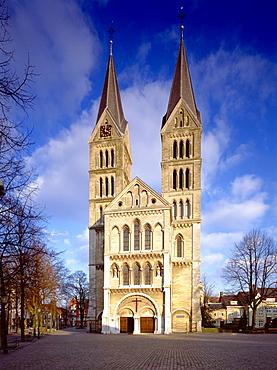 Munsterkerk, Roermond, Limburg, Netherlands, Europe