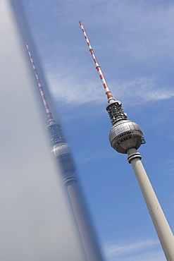 Fernsehturm (Television Tower), Berlin, Germany, Europe