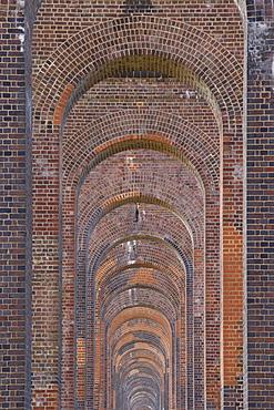 Balcombe Viaduct, Sussex, England, United Kingdom, Europe