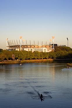 Melbourne Cricket Ground (MCG), Melbourne, Victoria, Australia, Pacific