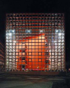 Library, Braunschweig, Niedersachsen, Germany, Europe