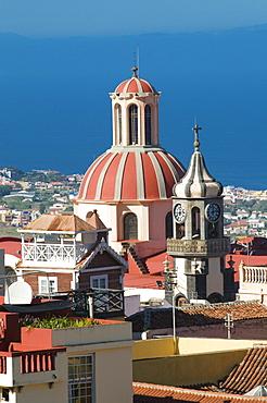 Iglesia de la Concepcion, La Orotava, Tenerife, Canary Islands, Spain, Europe