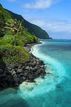 Ofu Island, Manua Island group, American Samoa, South Pacific, Pacific