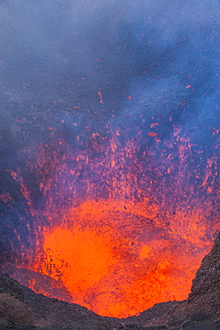 Tolbachik volcano, Kamchatka, Russia, Eurasia