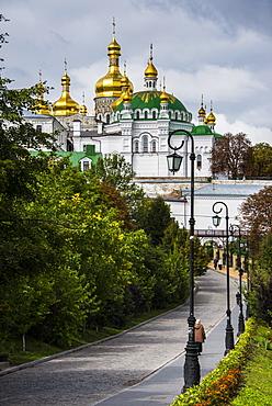 The Kiev-Pechersk Lavra, UNESCO World Heritage Site, Kiev (Kyiv), Ukraine, Europe