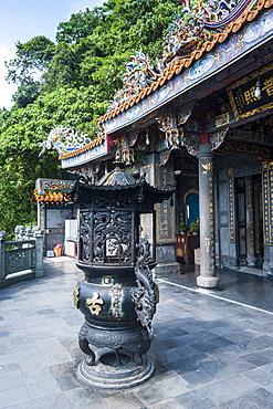 Guandu Temple, Guandu, Taipeh, Taiwan, Asia