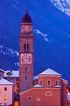 National park Gran Paradiso, Cogne, Italy,