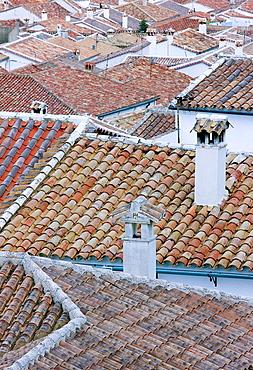 Grazalema, Cadiz province, Andalusia, Spain