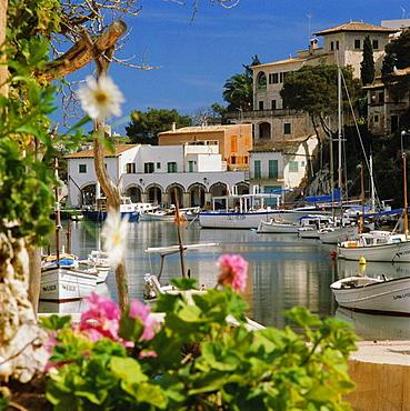 Cala Figuera, Mallorca, Balearic Islands, Spain
