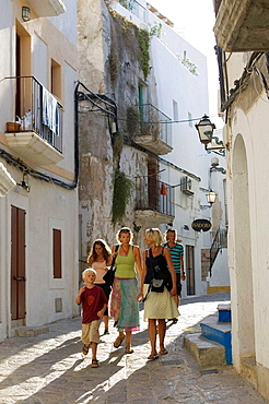 Ibiza town, Balearic Islands, Spain