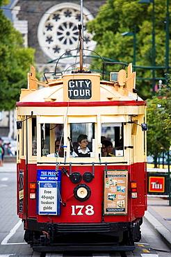 Christchurch Tramway, South Island, New Zealand