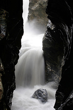 Liechtensteinklamm (Liechtenstein Gorge) near St, Johann, Pongau, Salzburg, Austria / osterreich, Europe