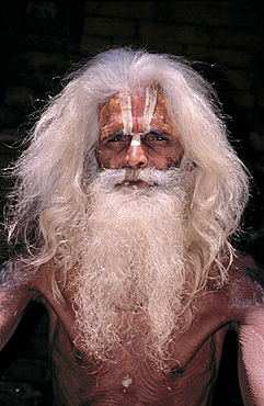 Sadhu ascetic monk, Nepal