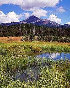 Sparks Lakes, Deschutes National Forest, Oregon, USA
