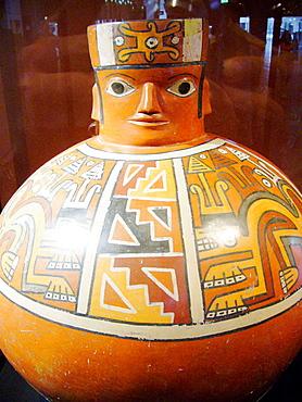 Museo de la Nacion collection, Lima, Peru