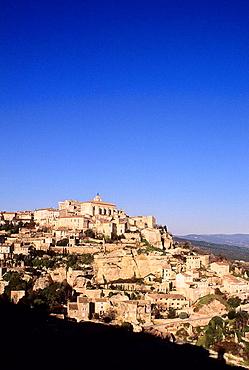 Gordes village, Vaucluse Departement, Provence, France