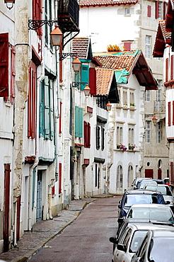 Ciboure (aka Ziburu), Pyrenees-Atlantiques, Aquitaine, France