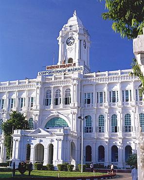 Ripon Buildings, Madras, India