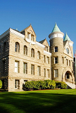 Old Capitol Building now Office of Superintendent of Instruction Olympia Washington WA US United States history historic education