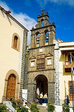 Church of San Agustin, La Orotava, Tenerife, Canary Islands, Spain