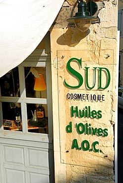 Shop, Gordes, Vaucluse, Provence-Alpes-Cote d'Azur, France
