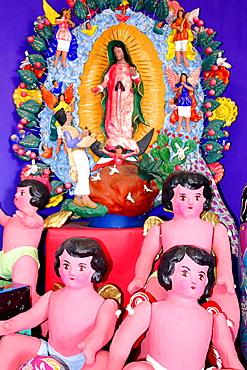Handicrafts, Oaxaca, Mexico - 817-153946